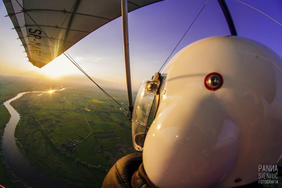 Lot motolotnią - Zielona Góra - 20 minut