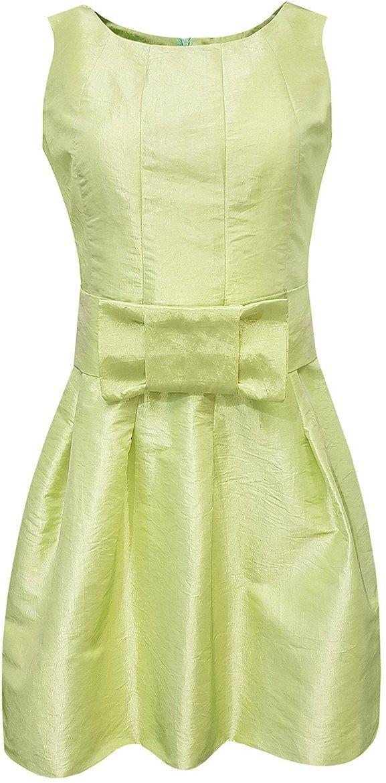Sukienka FSU156 ZIELONY