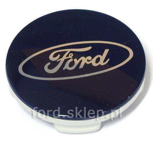 kołpak felgi aluminiowej (dekielek) Ford - 60,00 mm 1128972