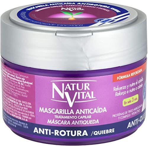 Naturaleza y Vida Maska do włosów, przeciw wypadaniu włosów, 300 ml