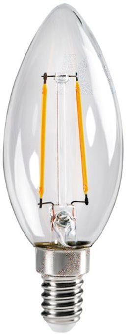 Żarówka LED XLED C35E14 2,5W-WW 29617