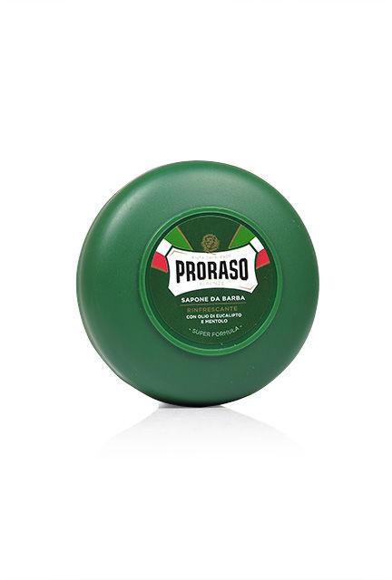 Proraso Mydło do golenia z olejkiem eukaliptusowym Sapone 75 ml