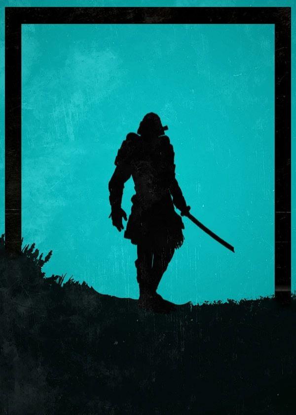 For honor - orochi - plakat wymiar do wyboru: 40x60 cm