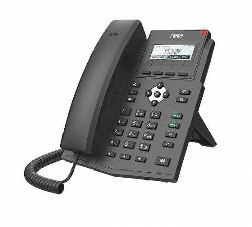 X1SP TELEFON IP, 2 x SIP, POE - FANVIL