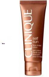 Clinique Self Sun samoopalający krem do twarzy 50 ml