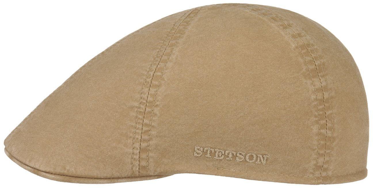 Płaski Kaszkiet Texas Organic Cotton by Stetson, beżowy, cm