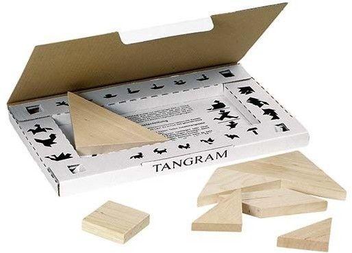 Tangram - gra logiczna układanka chińska