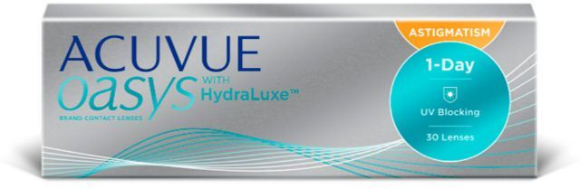 Acuvue Oasys 1-Day For Astigmatism 30szt