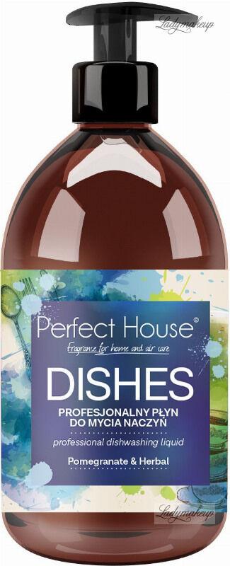 Perfect House DISHES Płyn do mycia naczyń