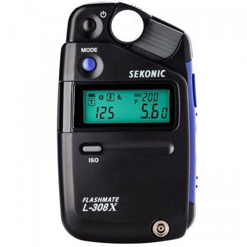 Światłomierz Sekonic L-308X Flashmate
