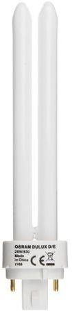 Świetlówka kompaktowa G24q-3 (4-pin) 26W 3000K DULUX D/E 4050300327235