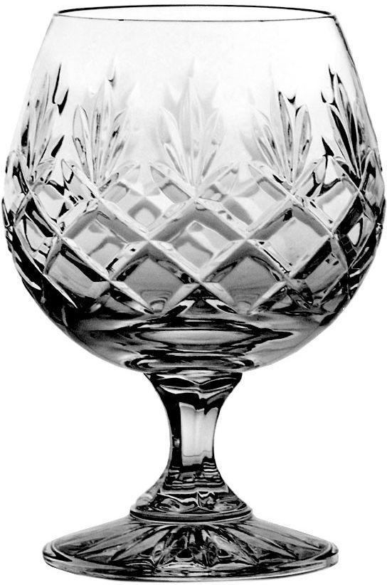 Kieliszki do koniaku kryształowe 6 sztuk 9692