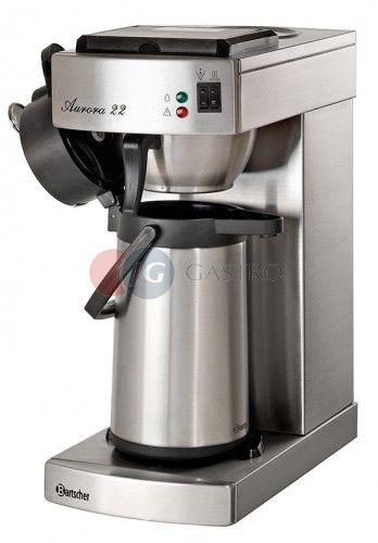 Ekspres do kawy przelewowy 2L Bartscher 190048