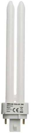 Świetlówka kompaktowa G24q-3 (4-pin) 26W 4000K DULUX D/E 26/840 4050300020303