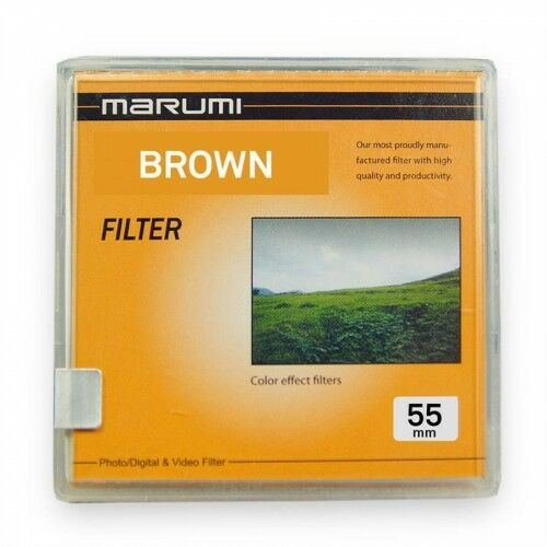 Marumi Standard GC Brown 55mm