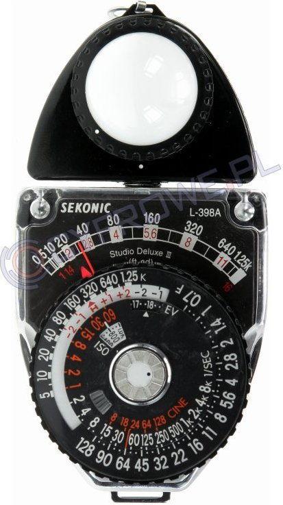 Światłomierz Sekonic Studio Deluxe III