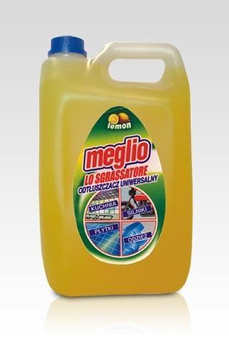 MEGLIO płyn 5l odtłuszczacz uniwersalny
