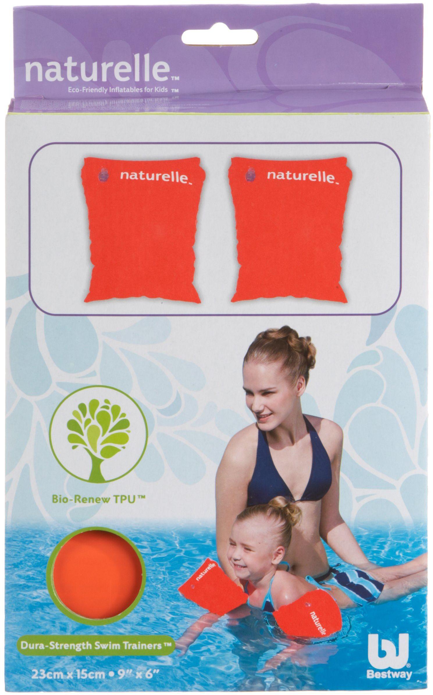 Happy People Naturelle 18560 opaski do pływania tworzywo sztuczne TPU 23 x 15 cm