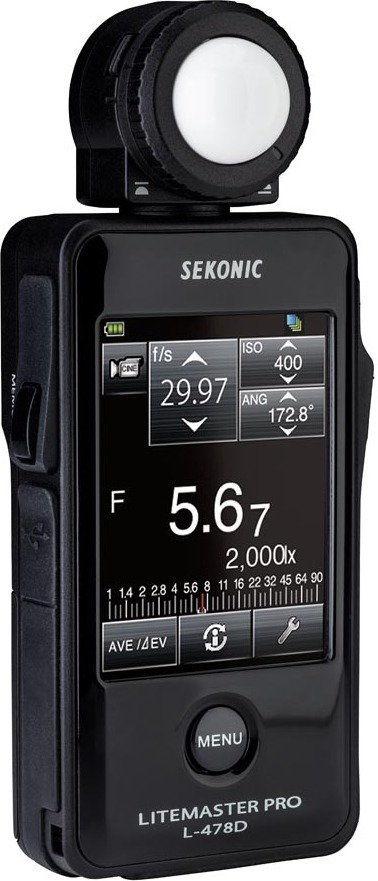 Światłomierz Sekonic L-478D Litemaster Pro