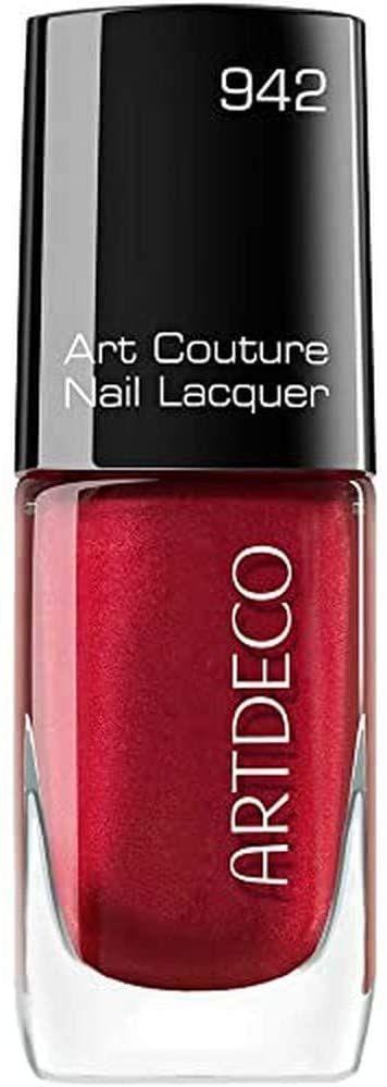 ARTDECO Art Couture Nail Lacquer, lakier do paznokci pearl, nr 942, venetian red