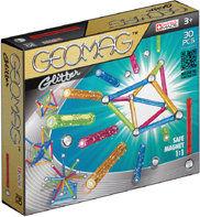 Geomag - Klocki magnetyczne - Kids Glitter 30 el. 531