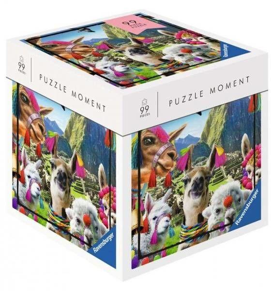 Puzzle Moment 99 Lama - Ravensburger