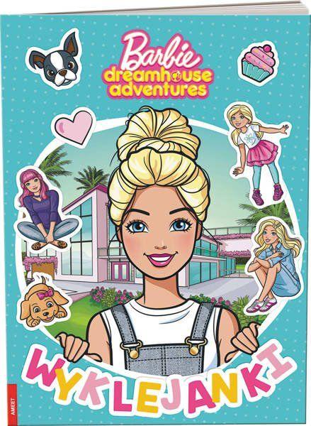 Barbie. Wyklejanki - praca zbiorwa