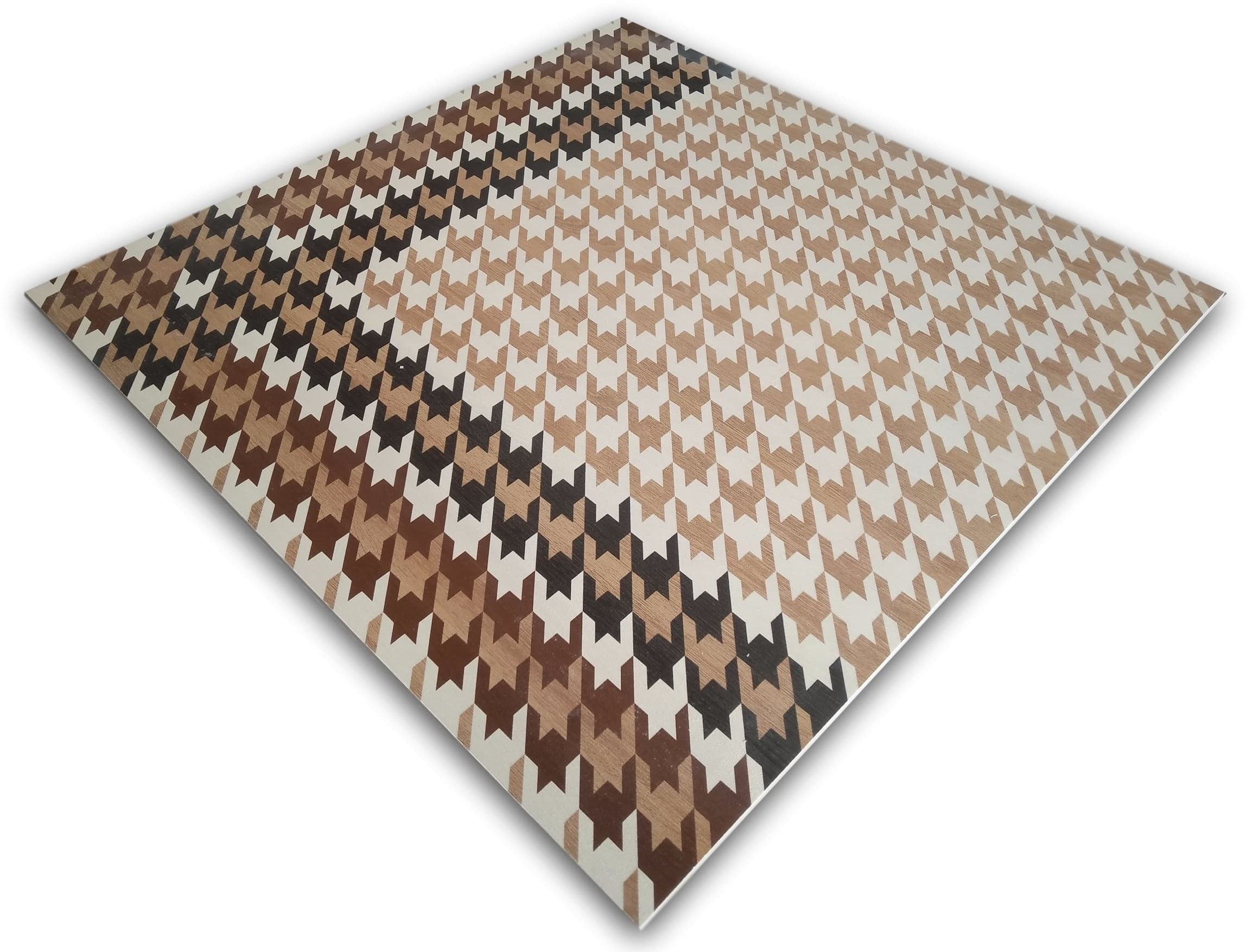 Houndstooth Natural 59,55x59,55