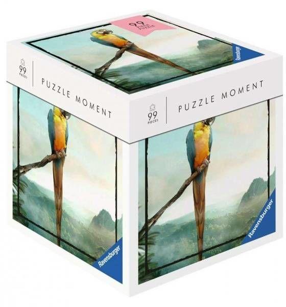 Puzzle Moment 99 Papuga - Ravensburger