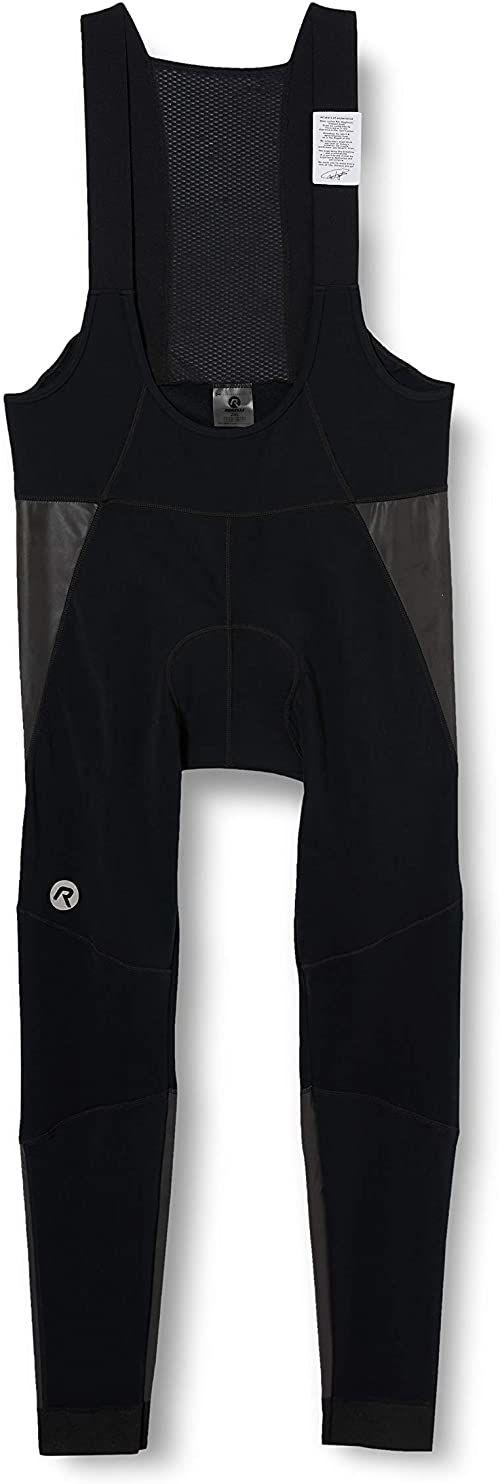 Rogelli Spark Bib Tight, czarne, XL