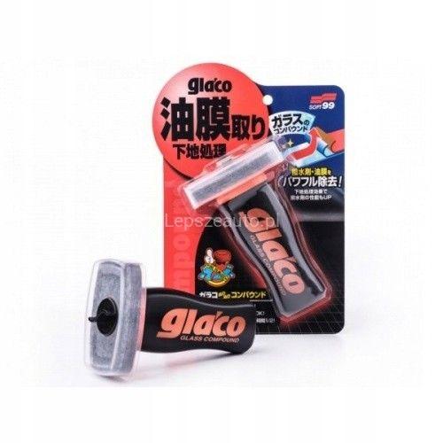 Soft99 Glaco Glass Compound Roll On 100ml- do szyb