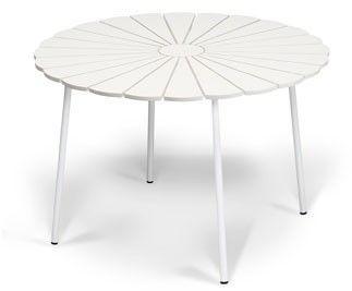 Skagerak FLOWER Stół Okrągły - Biały