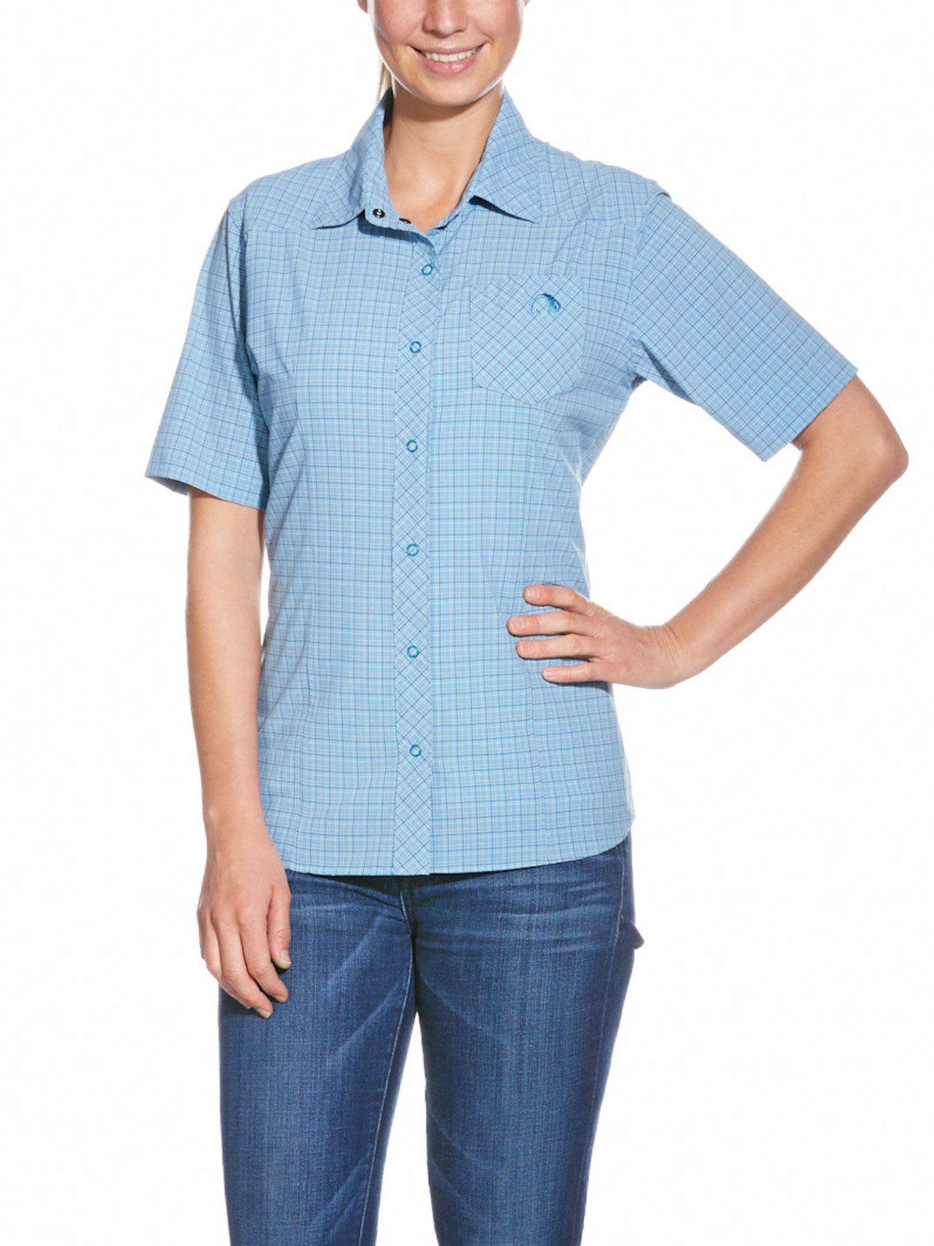 Tatonka Jonne W''s koszulka damska niebieski niebieski (Sea Blue) 36