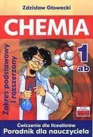 Chemia 1 ćw LO. Poradnik dla nauczyciela - Zdzisław Głowacki