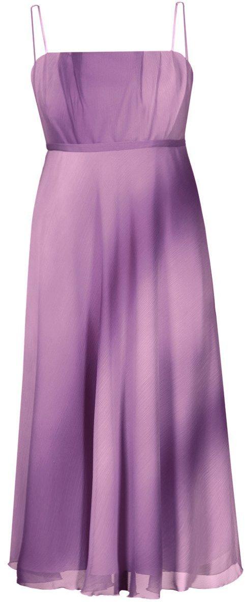 Sukienka FSU117 ŚLIWKOWY JASNY