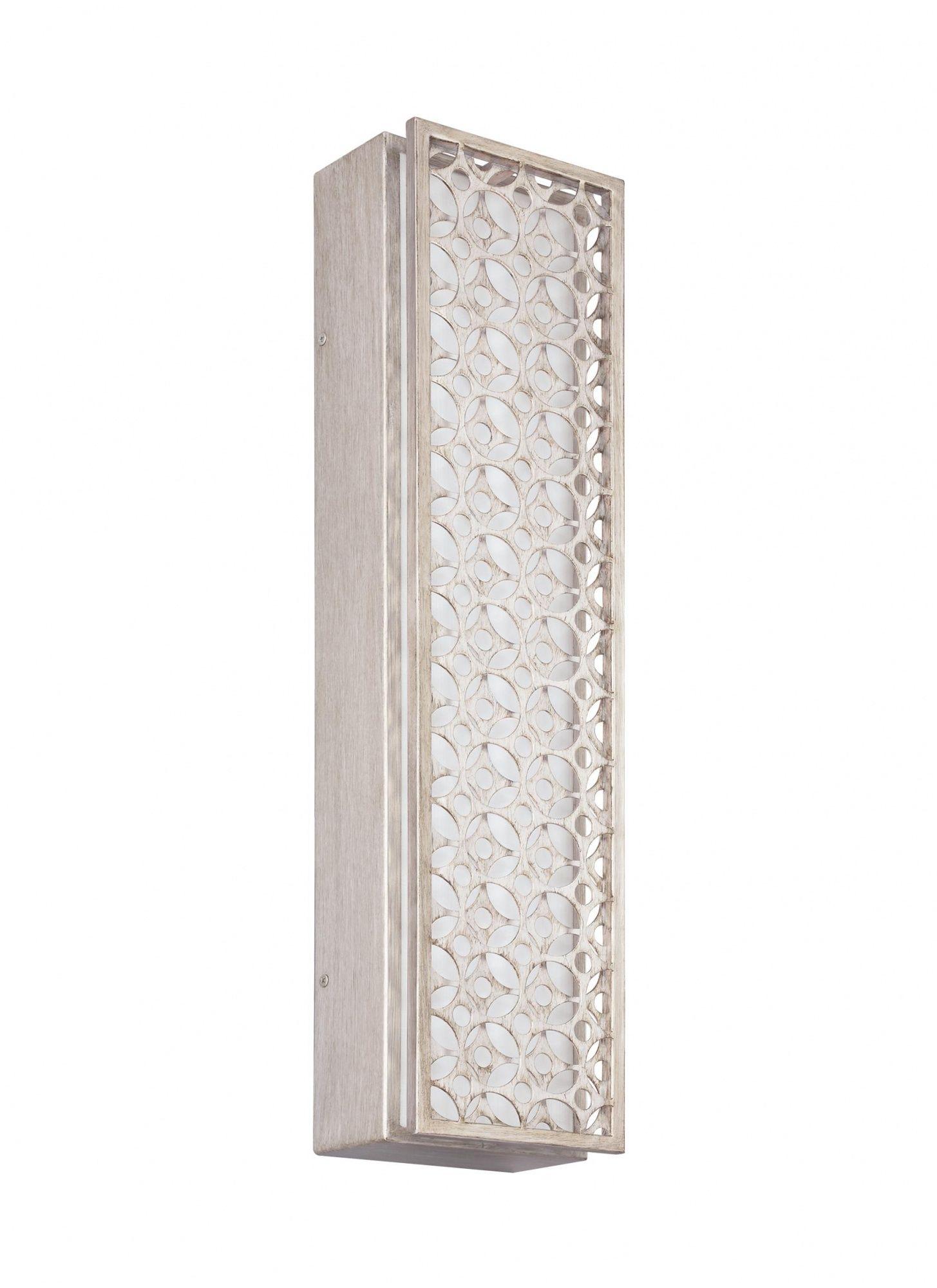 Kinkiet Kenney FE/KENNEY/LED Feiss oprawa ścienna w dekoracyjnym stylu