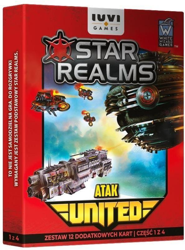 Star Realms: United Atak IUVI Games