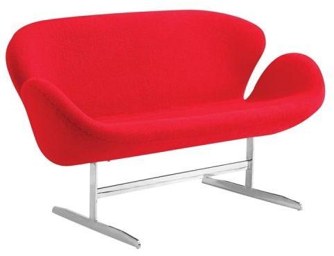Sofa ŁABĘDŹ - inspirowana proj. Swan Sofa