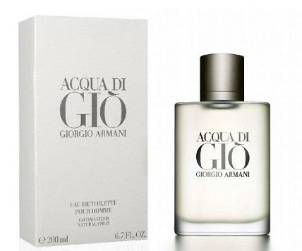 Giorgio Armani Acqua Di Gio Pour Homme woda toaletowa - 100ml Do każdego zamówienia upominek gratis.