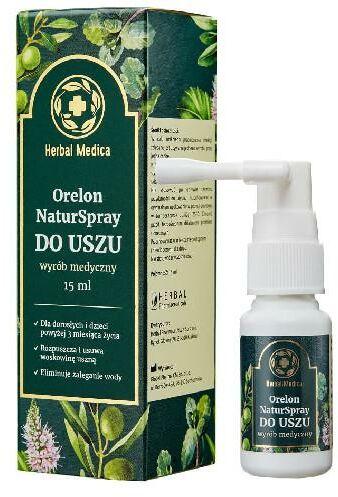 Orelon NaturSpray do uszu 15 ml