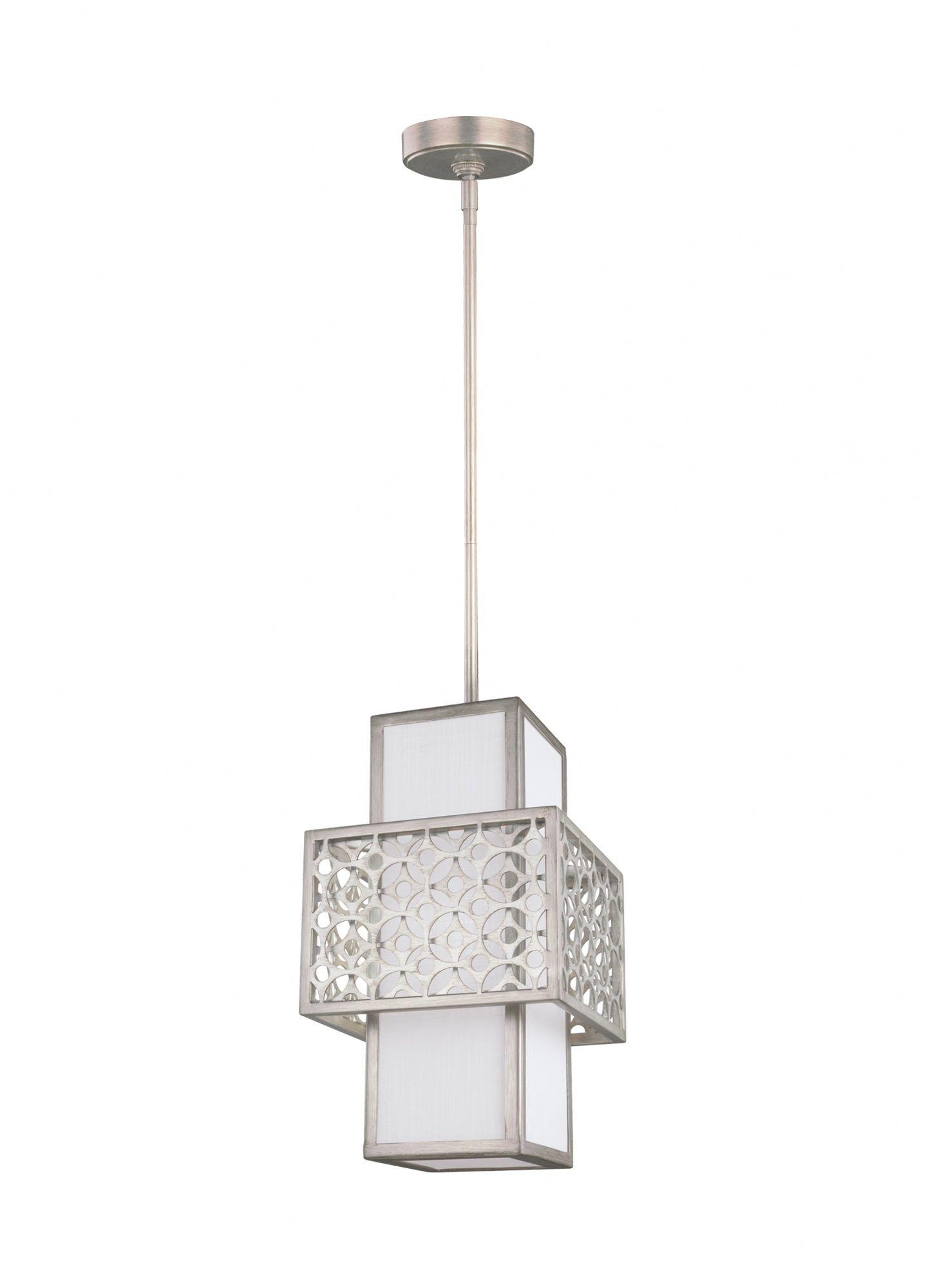 Lampa wisząca Kenney FE/KENNEY/MP Feiss ażurowa oprawa w nowoczesnym stylu
