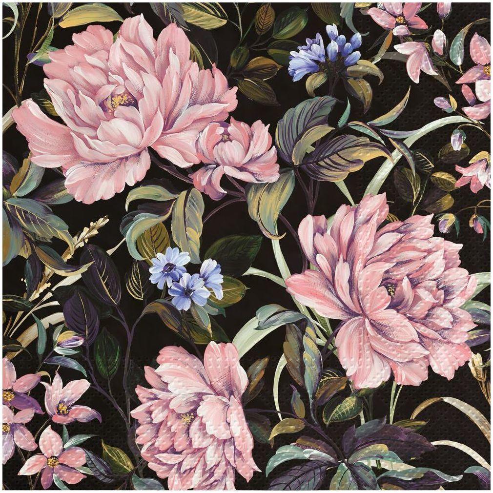 Serwetki Flowers Mystery 33 x 33 cm 20 szt.