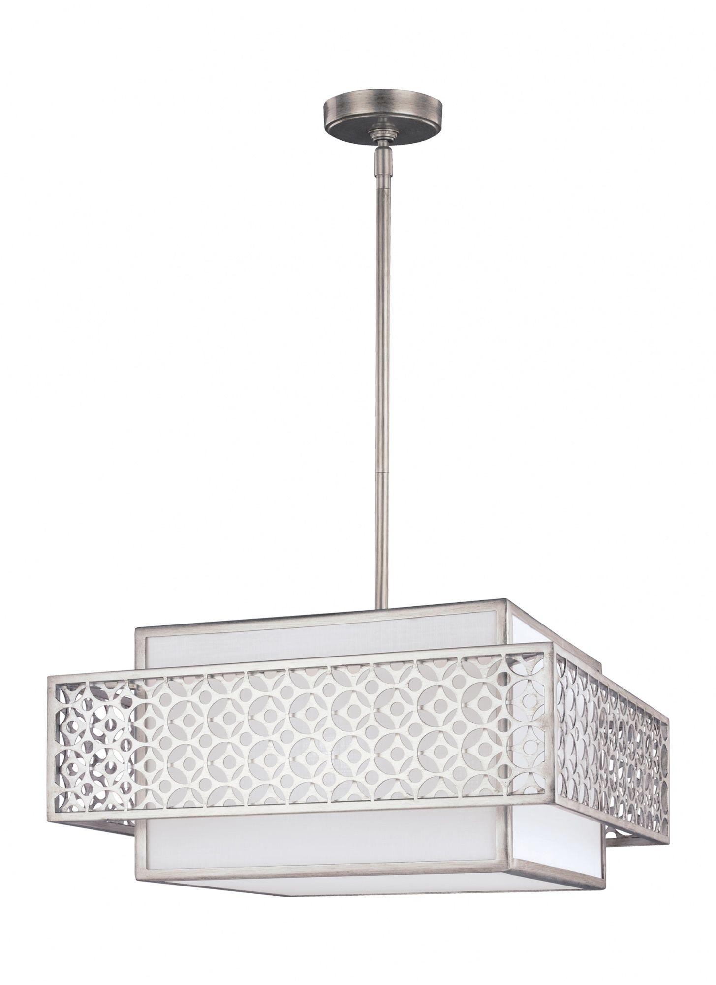 Lampa wisząca Kenney FE/KENNEY/3P Feiss dekoracyjna oprawa w nowoczesnym stylu