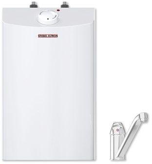 Pojemnościowy ogrzewacz wody podumywalkowy bojler z armaturą 10 L Stiebel Eltron ESH 2 kW