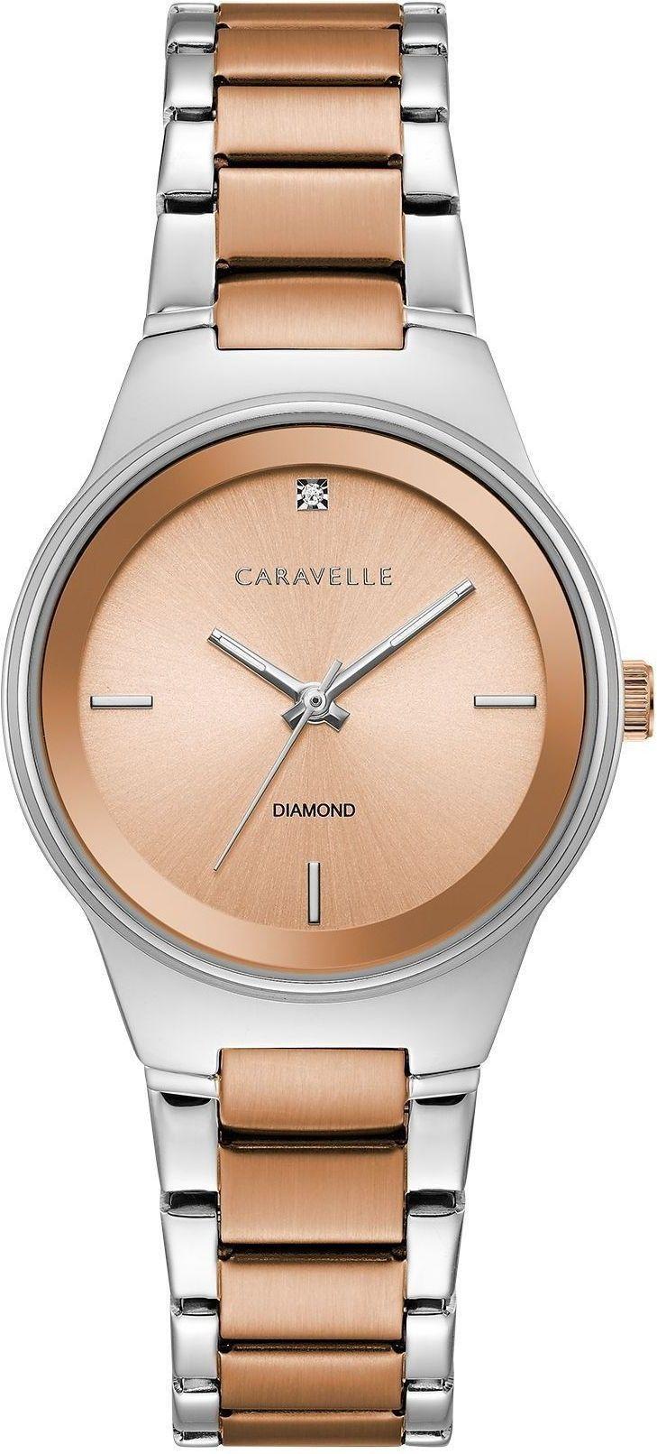 Zegarek Caravelle 45P109 - CENA DO NEGOCJACJI - DOSTAWA DHL GRATIS, KUPUJ BEZ RYZYKA - 100 dni na zwrot, możliwość wygrawerowania dowolnego tekstu.