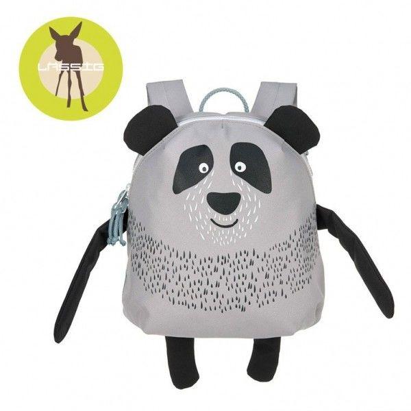 Lassig - Plecak About Friends z Magnesami - Panda pu