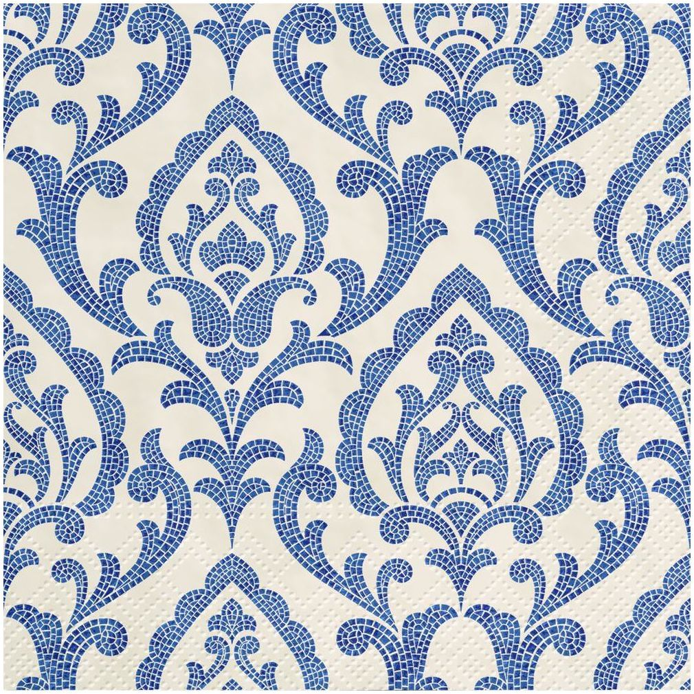 Serwetki Portuguese Tiles 33 x 33 cm 20 szt.