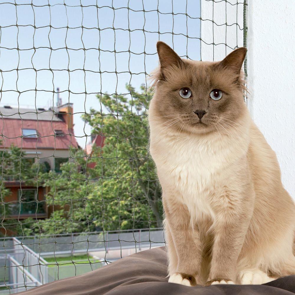 TRIXIE Siatka ochronna dla kota wzmocniona 2x1,5m DLA ZAMÓWIEŃ + 99zł GRATIS!