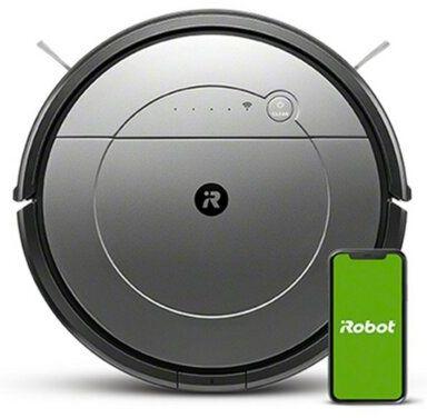 Robot odkurzający i mopujący iROBOT Roomba Combo (R111840). >> DO 70% RABATU! CENOWE ROZTOPY! ODBIÓR W 29MIN DARMOWA DOSTAWA DOGODNE RATY