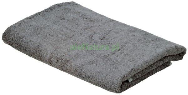 ACT NATURAL ręcznik bambusowy szary 30x50cm